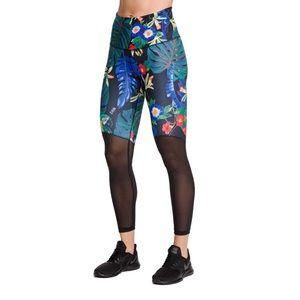 Nike Pants - NIKE NWT Power Printed 7/8 Training Tights Mesh